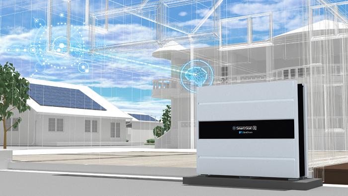 伊藤忠商事「SmartStar3」設置イメージ図
